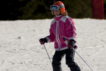 Kids & Family Skiing