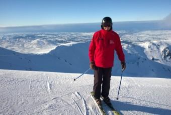 Ski with Neil Parker