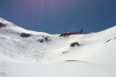 heli-skis