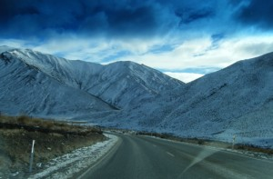 Christchurch to Mt Hutt NZ ACCESS