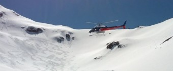 Heli Skiing New Zealand