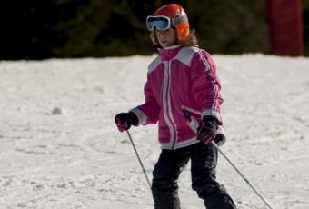 Kids & Family Skiing