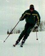Ski with Neil